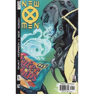 New X-Men 124