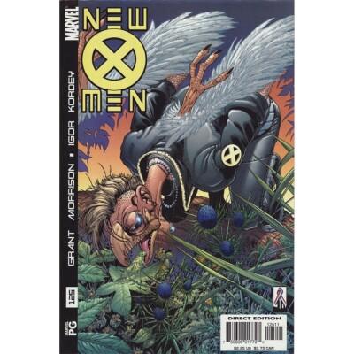 New X-Men 125