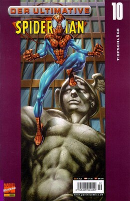 Ultimative Spider-Man 10