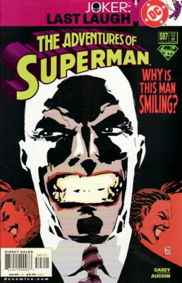 Adventures of Superman 597