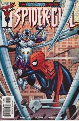 Spider-Girl 32