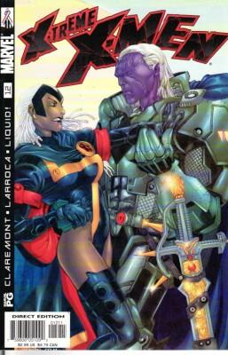 X-Treme X-Men 12 (Vol. 1)