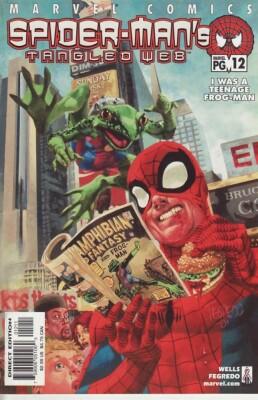 Spider-Mans Tangled Web 12