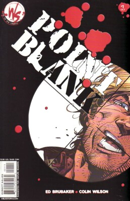 Point Blank 1 Cover B