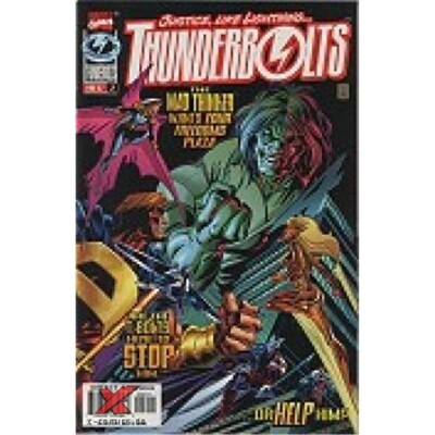 Thunderbolts 02 Cover A