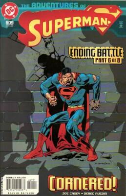 Adventures of Superman 609