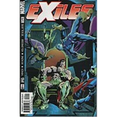 Exiles 15 (Vol. 1)