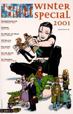 Vertigo Winter Special 2001
