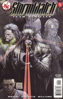 Stormwatch Team Achilles 5