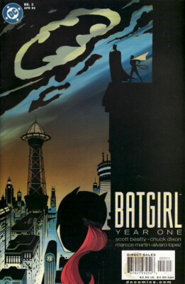 Batgirl Year One 3