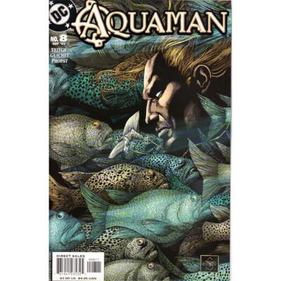 Aquaman 8 (Vol. 6)
