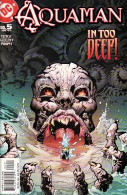 Aquaman 5 (Vol. 6)