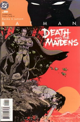 Batman Death and the Maidens 1