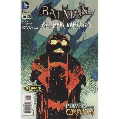 Batman Arkham Unhinged 18