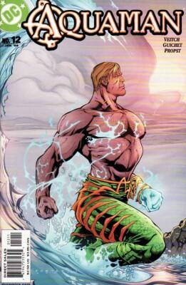 Aquaman 12 (Vol. 6)