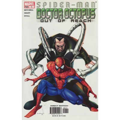 Spider-Man/Doctor Octopus Out of Reach 1