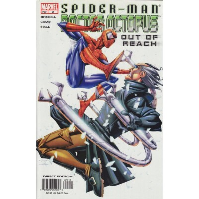 Spider-Man/Doctor Octopus Out of Reach 2