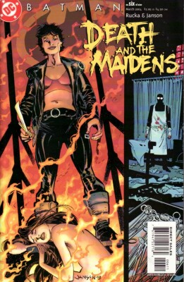 Batman Death and the Maidens 6