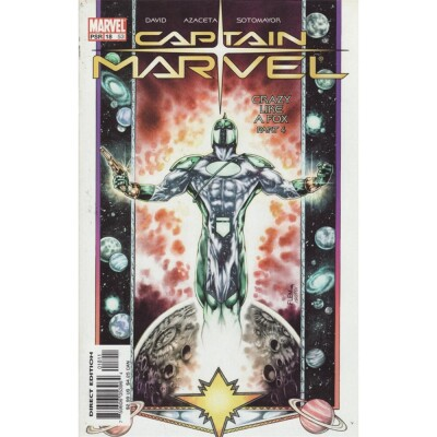 Captain Marvel 18 (53) (Vol. 5)