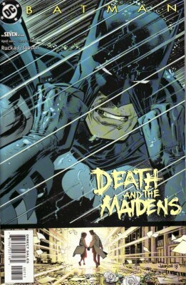Batman Death and the Maidens 7