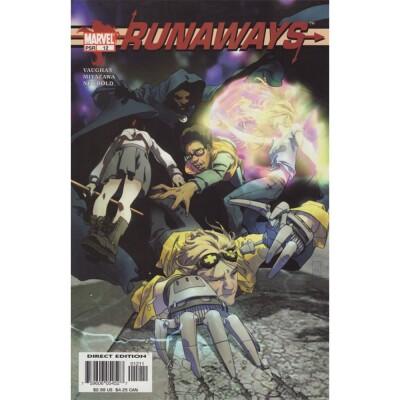 Runaways 12