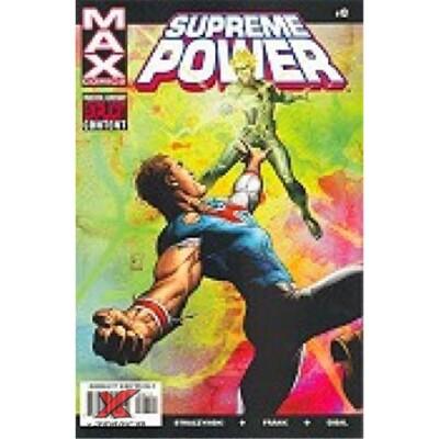 Supreme Power 8