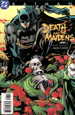 Batman Death and the Maidens 8