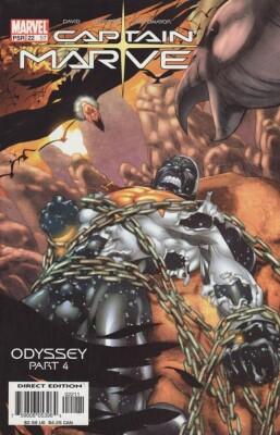 Captain Marvel 22 (57) (Vol. 5)
