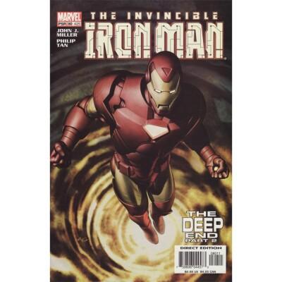 Iron Man (Vol. 3) 80