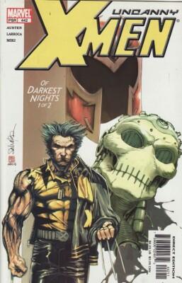Uncanny X-Men 442 (Vol. 1)