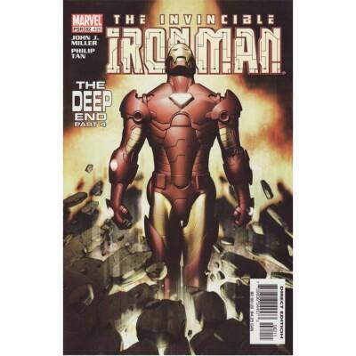 Iron Man (Vol. 3) 82