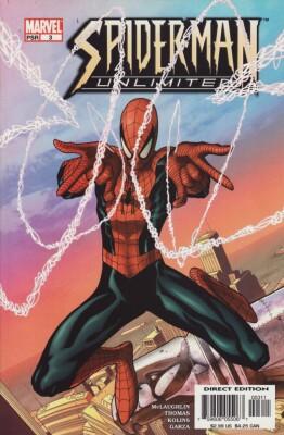 Spider-Man Unlimited 3 (Vol. 3)