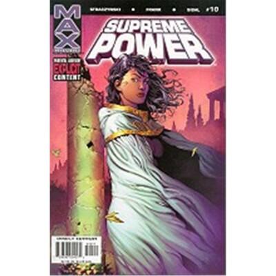 Supreme Power 10