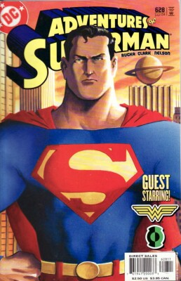 Adventures of Superman 628