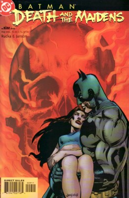 Batman Death and the Maidens 9