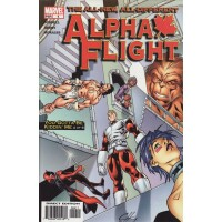 Alpha Flight 4 (Vol. 3)