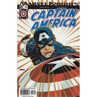 Captain America (Vol. 4) 27 Marvel Knights