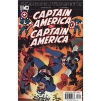 Captain America (Vol. 4) 28 Marvel Knights