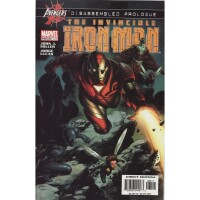 Iron Man (Vol. 3) 85