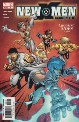 New X-Men Academy 2