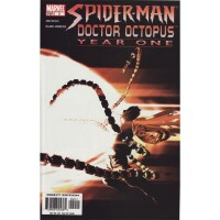 Spider-Man Doctor Octopus Year One 2
