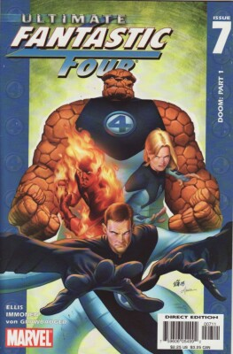 Ultimate Fantastic Four 7