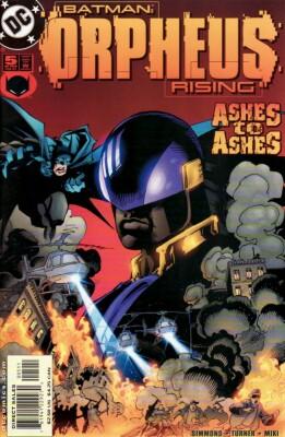 Batman Orpheus Rising 5