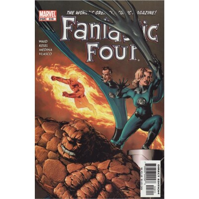 Fantastic Four 516