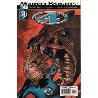 Marvel Knights Four 7