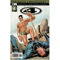 Marvel Knights Four 8