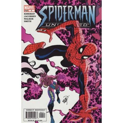 Spider-Man Unlimited 4 (Vol. 3)
