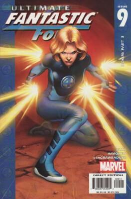 Ultimate Fantastic Four 9