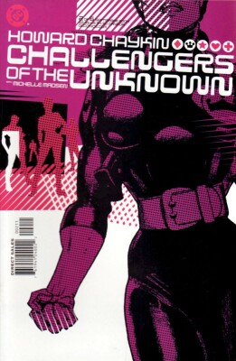 Challengers of the Unknown 2 (Vol. 1)
