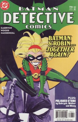 Detective Comics 796 (Vol. 1)